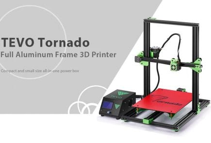 Tevo Tornado 3D Printer Review