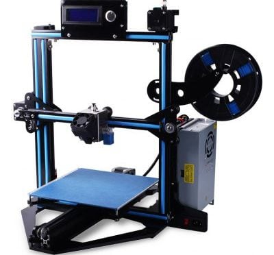 Zonestar Z5F 90 3D Printer Design Review