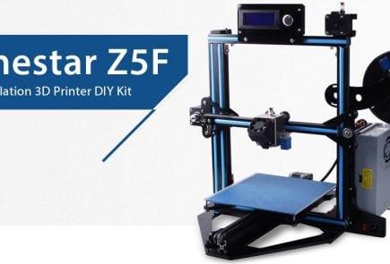 Zonestar Z5F 90 3D Printer Review