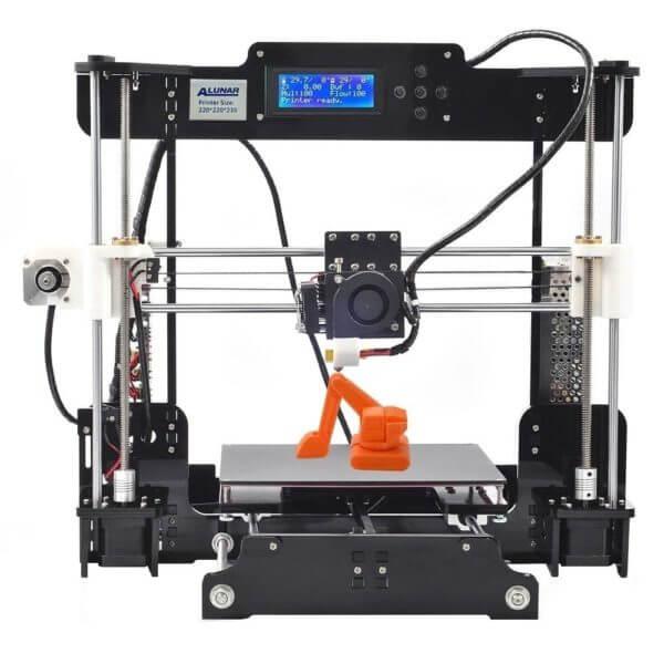 best 3d printer under 300 Alunar-Prusa-i3