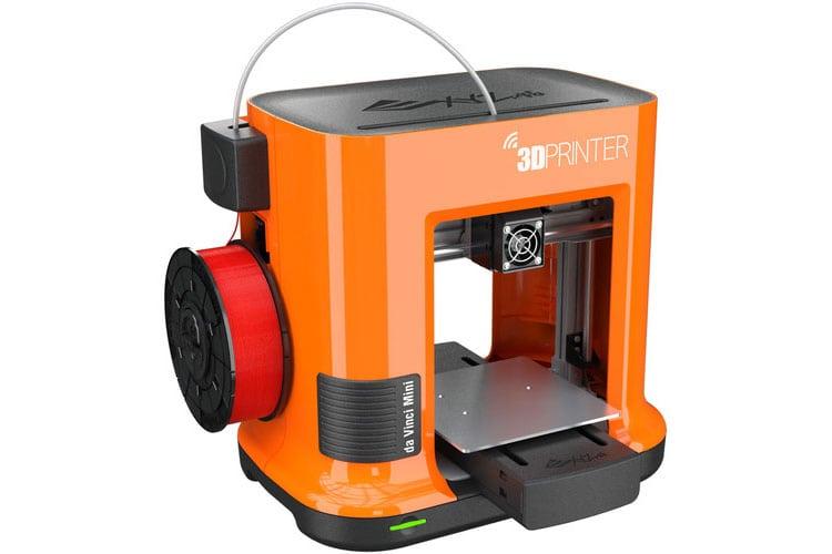 best 3d printer under 300 da Vinci Mini