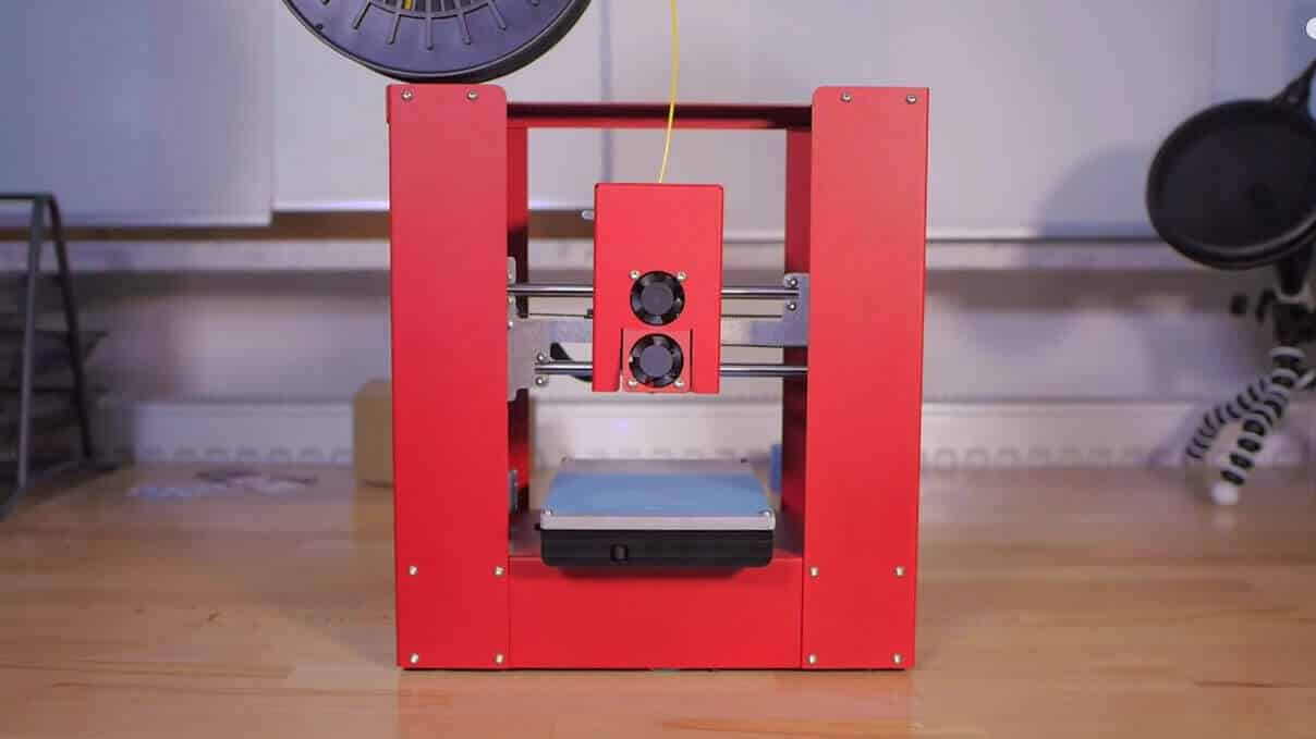 best 3d printer under 300 printrbot_play
