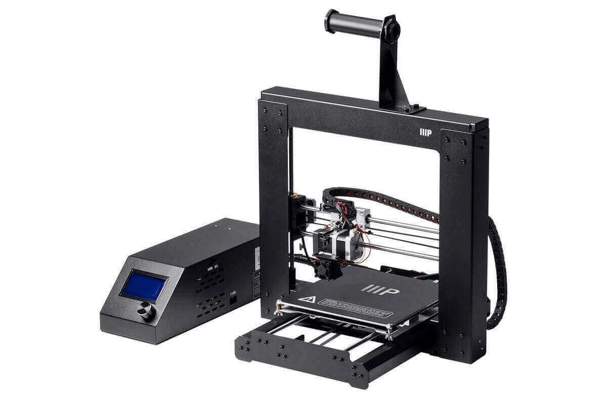 best 3d printer under 400 Monoprice Maker Select V2