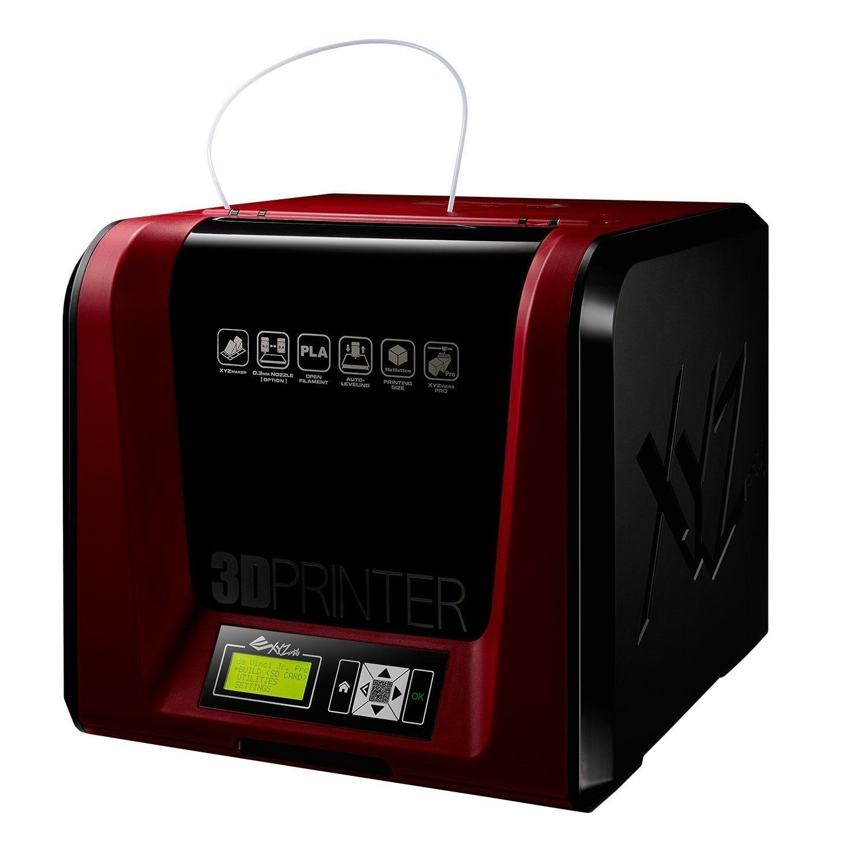 best 3d printer under 400 XYZprinting da Vinci Jr. 1.0 Pro. 3D Printer