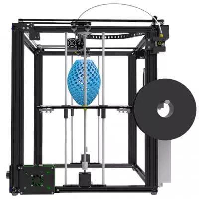 tronxy x5s review 3d printer filament setup