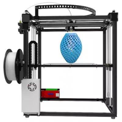 tronxy x5s review 3d printer setup