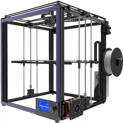 Review: Metal Frame TronXY X5S Delivers Well on High