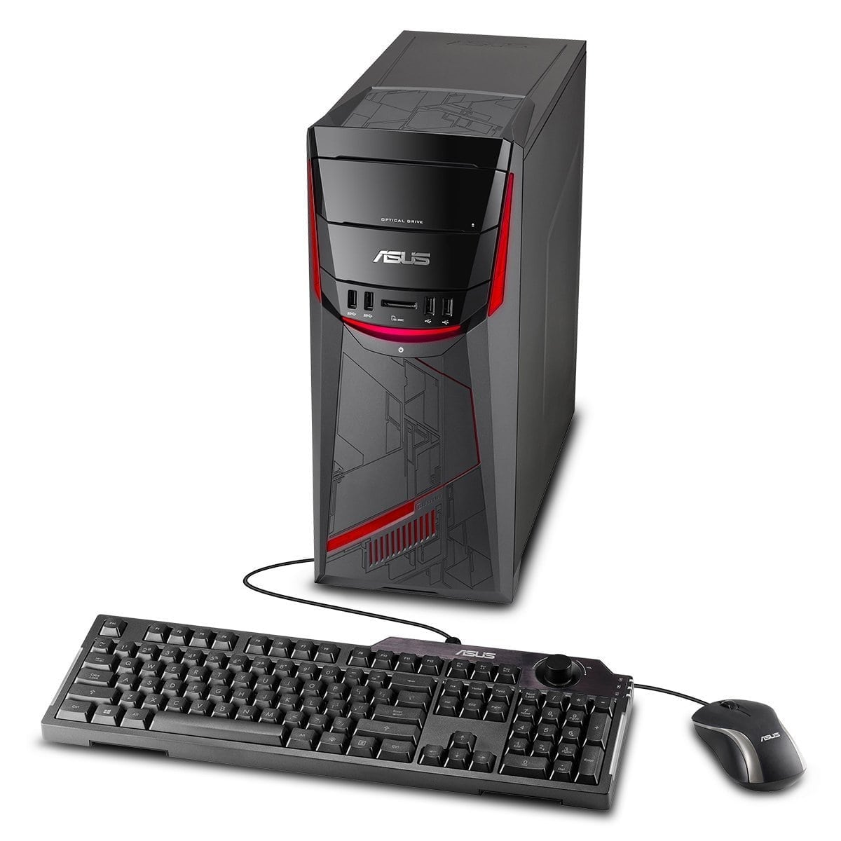 Gaming desktop under 1000 Asus G11CD-DS71 Gaming PC Review