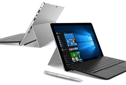 Chuwi SurBook Tablet PC Review