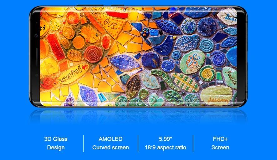 Elephone U Pro Display Review