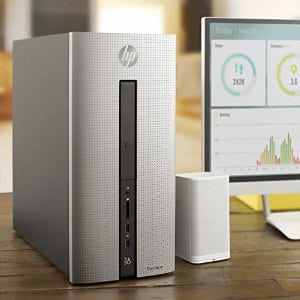 HP Pavilion 550-110 PC Under 500