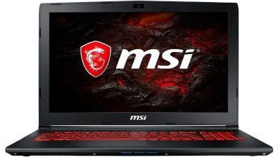 MSI GL62M 7REX - 1252 review Gaming Laptop