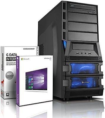 Shinobee Ultra 6-Core Gaming PC under 500