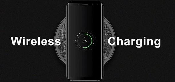 elephone u pro wireless charging