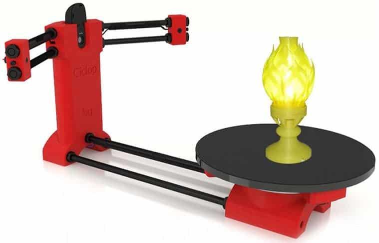Ciclop Desktop Laser 3D Scanner Review