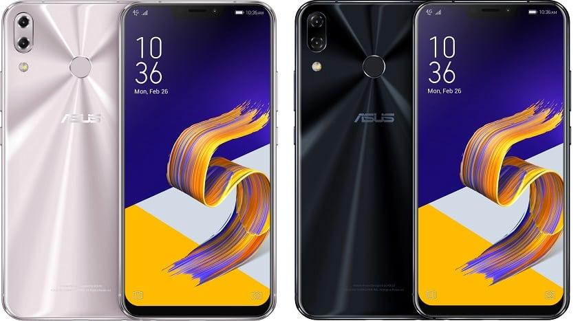 MWC 2018 Asus ZenFone 5 ZenFone 5Z