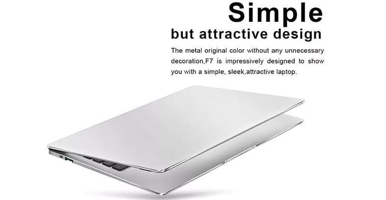 Teclast F7 Design Review