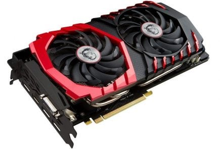 GPU 2018 MSI Gaming GeForce GTX 1070