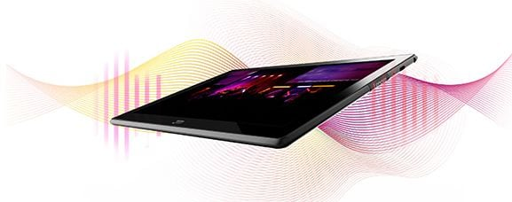 Lenovo Tab 4 10 Plus design sleek