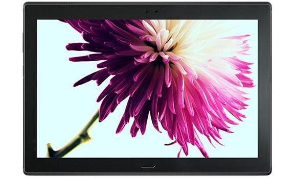 Lenovo Tab 4 10 Plus display