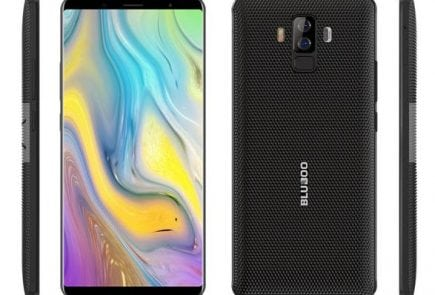 Bluboo S3 unibody Review