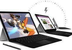 Chuwi SurBook Mini Best Tablets with USB Ports