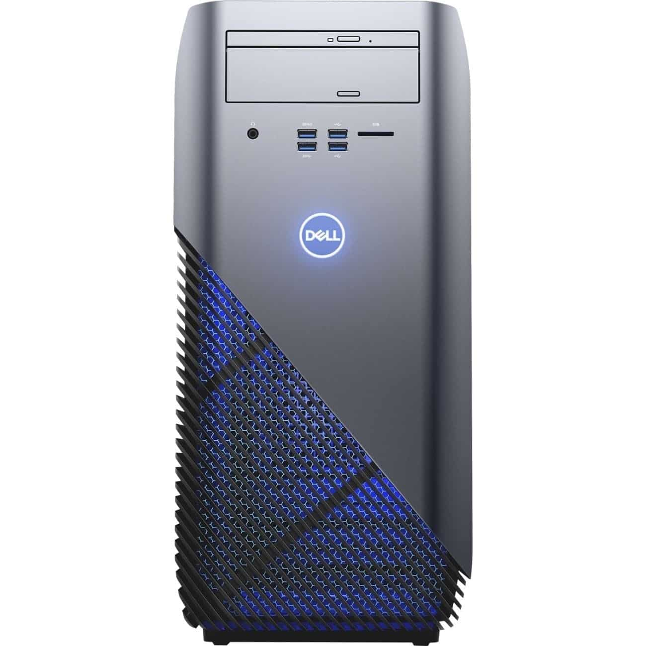 Dell Inspiron Gaming Desktop Best Gaming PCs Under 1000 for 2018