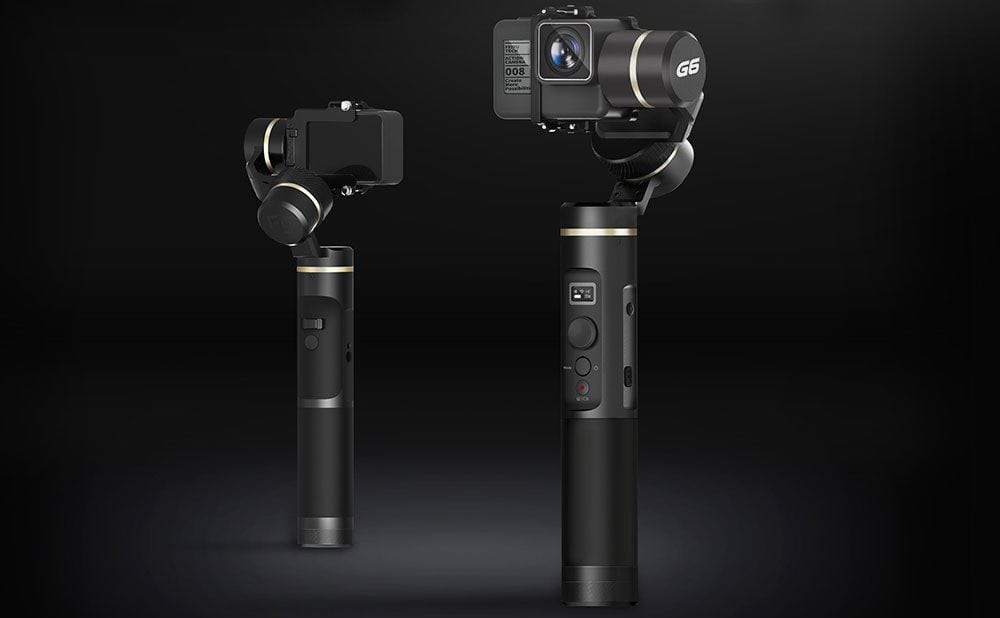 FY FeiyuTech G6 Gimbal is Designed to Offer a Simpler ... on