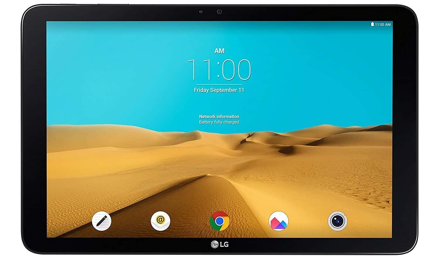 LG G Pad II Best Tablets with USB Ports