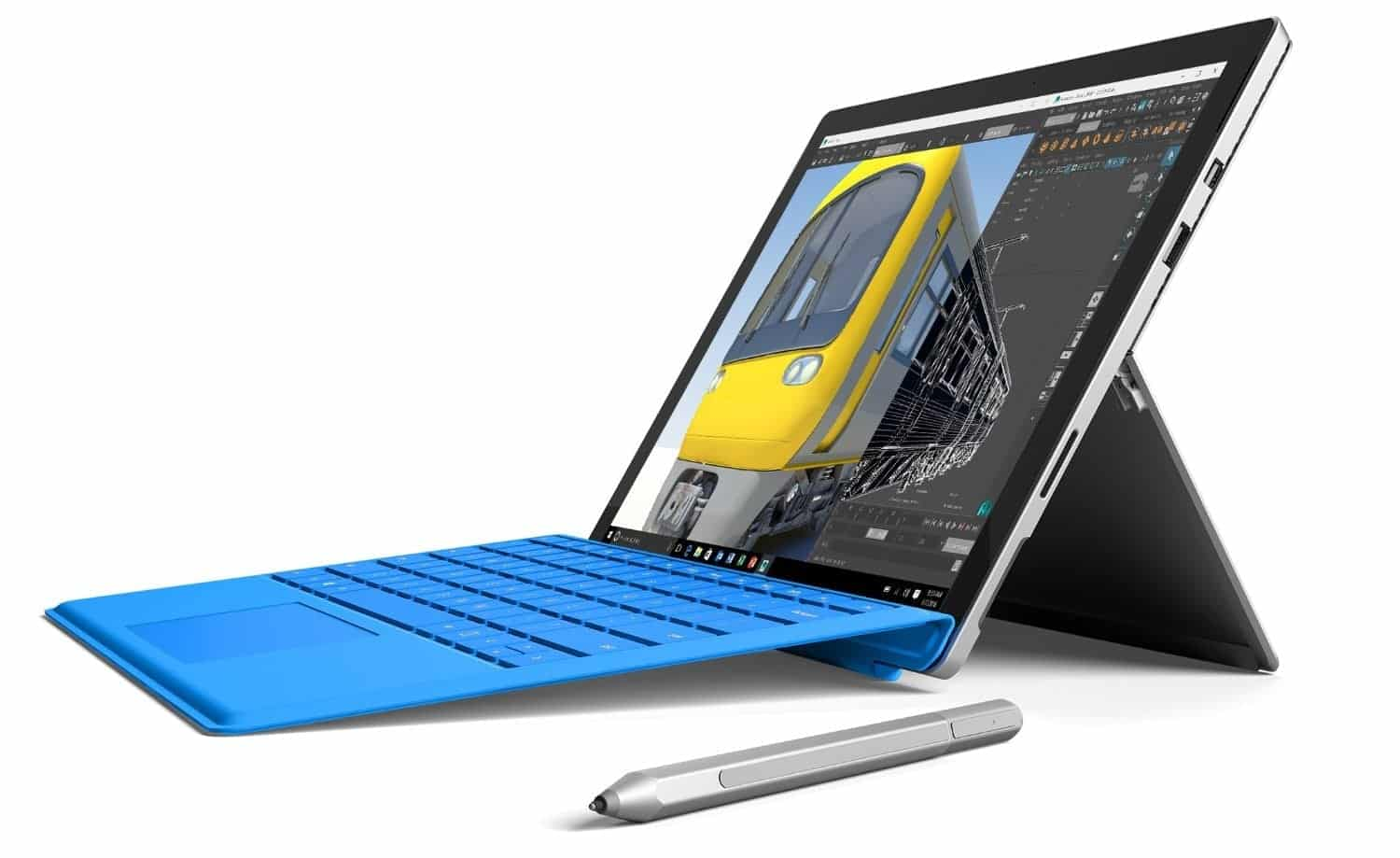 Tablets with USB Ports Microsoft Surface Pro 4