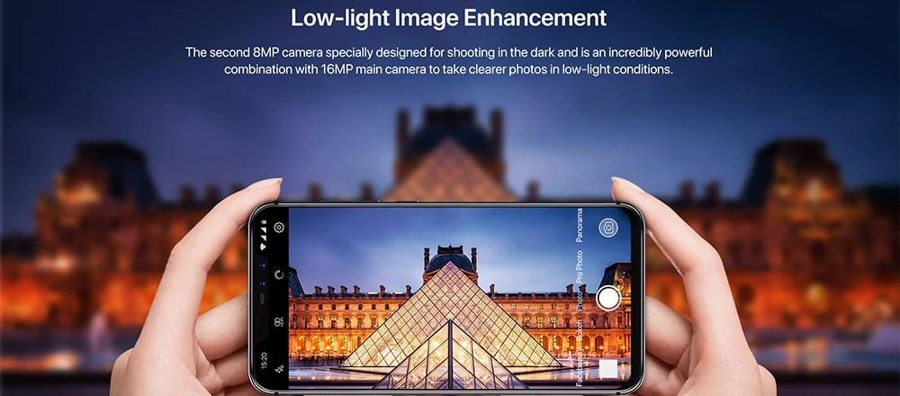 umidigi z2 camera review