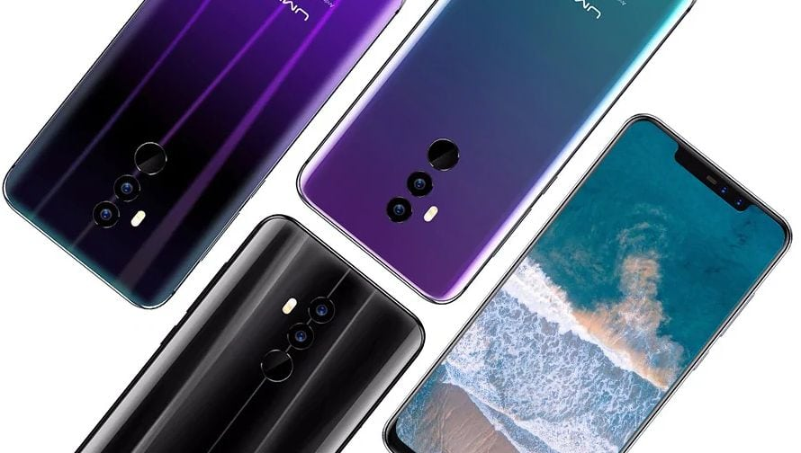 umidigi z2 design review