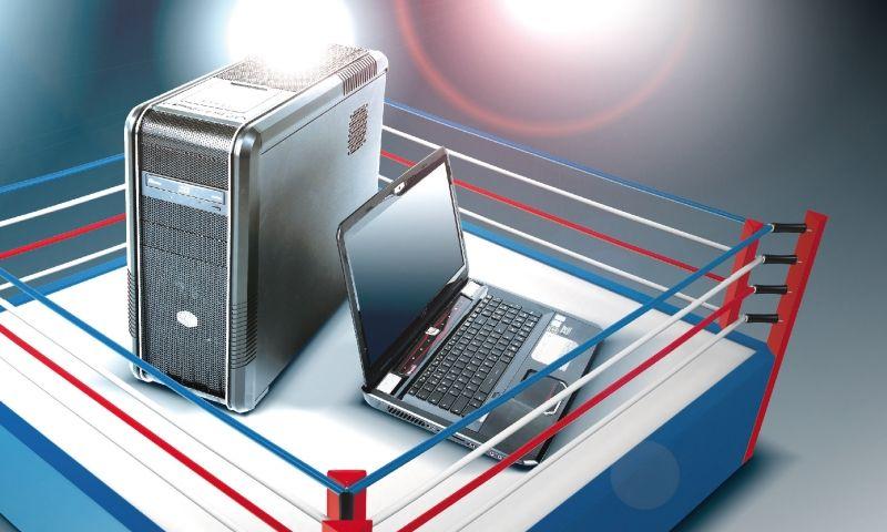 build laptop vs desktop