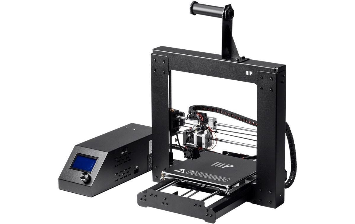 3d printer miniatures Monoprice Maker