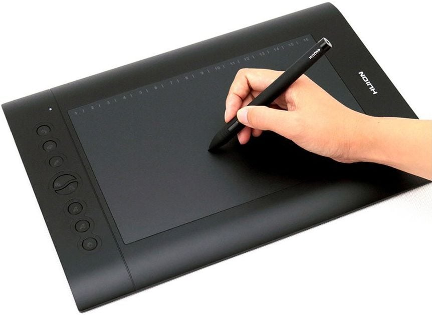 best drawing tablet for beginners Huion H610PRO Painting Drawing Pen Graphics Tablet