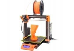 Prusai3MK3 3D printer for miniatures