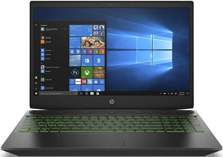 Amazon Exclusive-HP Pavilion Gaming Laptop