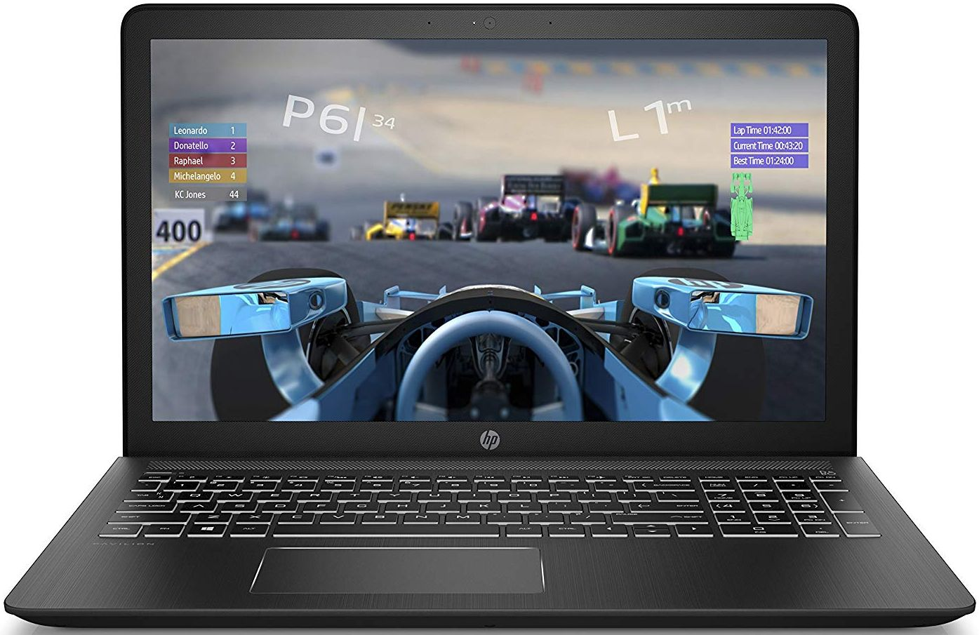 HP Pavilion Power 15 under 1000 best laptop