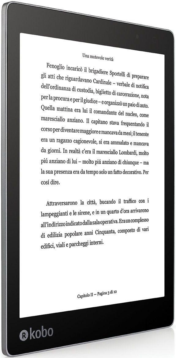 tablet for reading Kobo Aura ONE