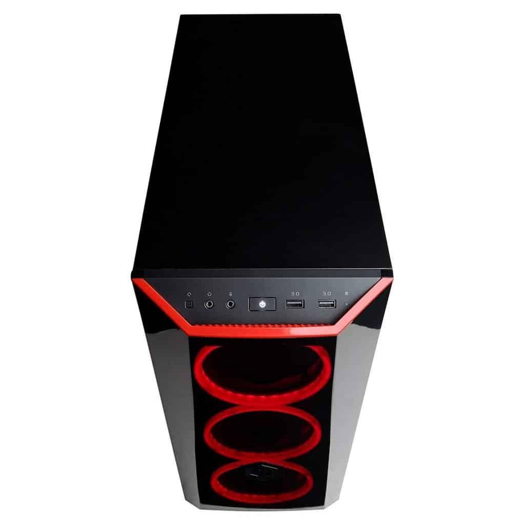 CYBERPOWERPC Gamer Xtreme GXIVR8020A5 Design