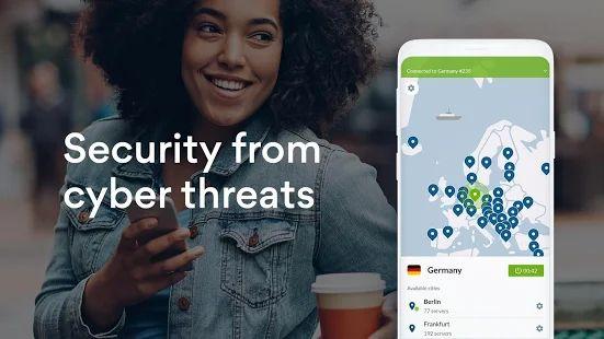 NordVPN Android VPN