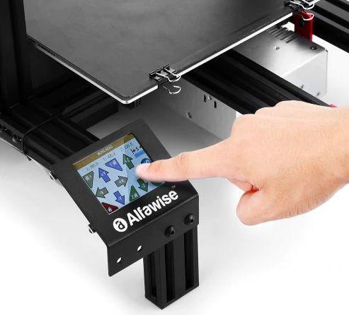 alfawise u30 touchscreen