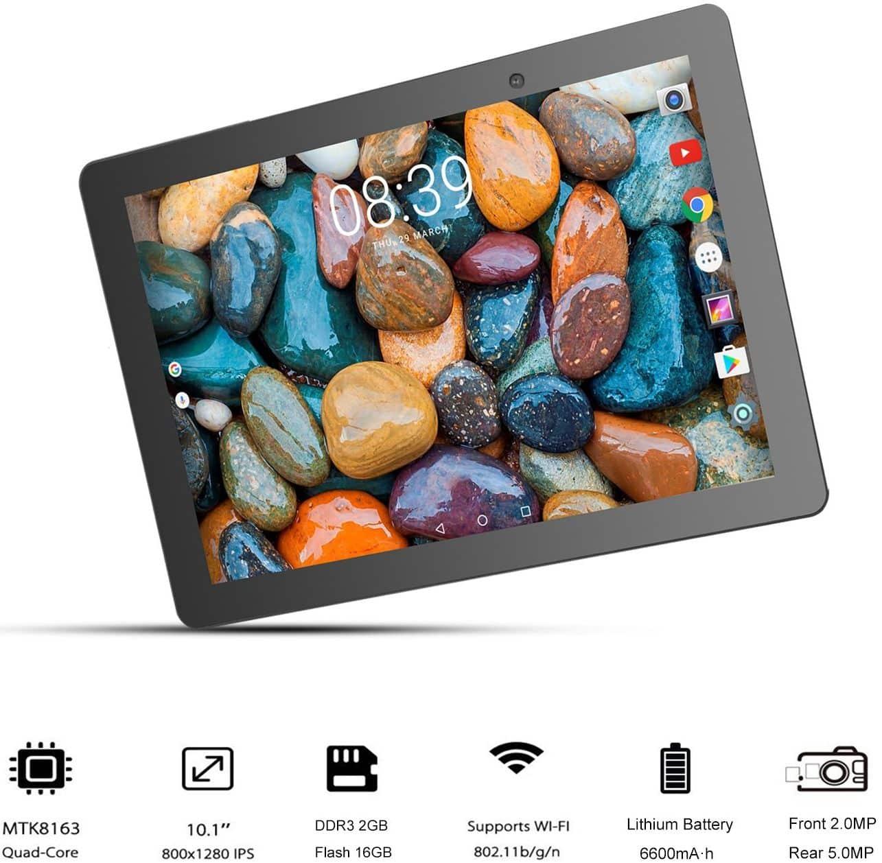 Winnovo VTab android tablet performance