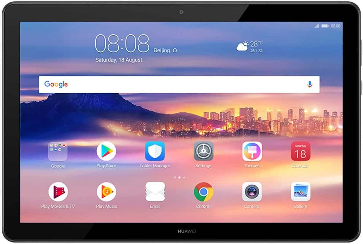 best tablets under $200 Huawei Android Tablet MediaPad T5