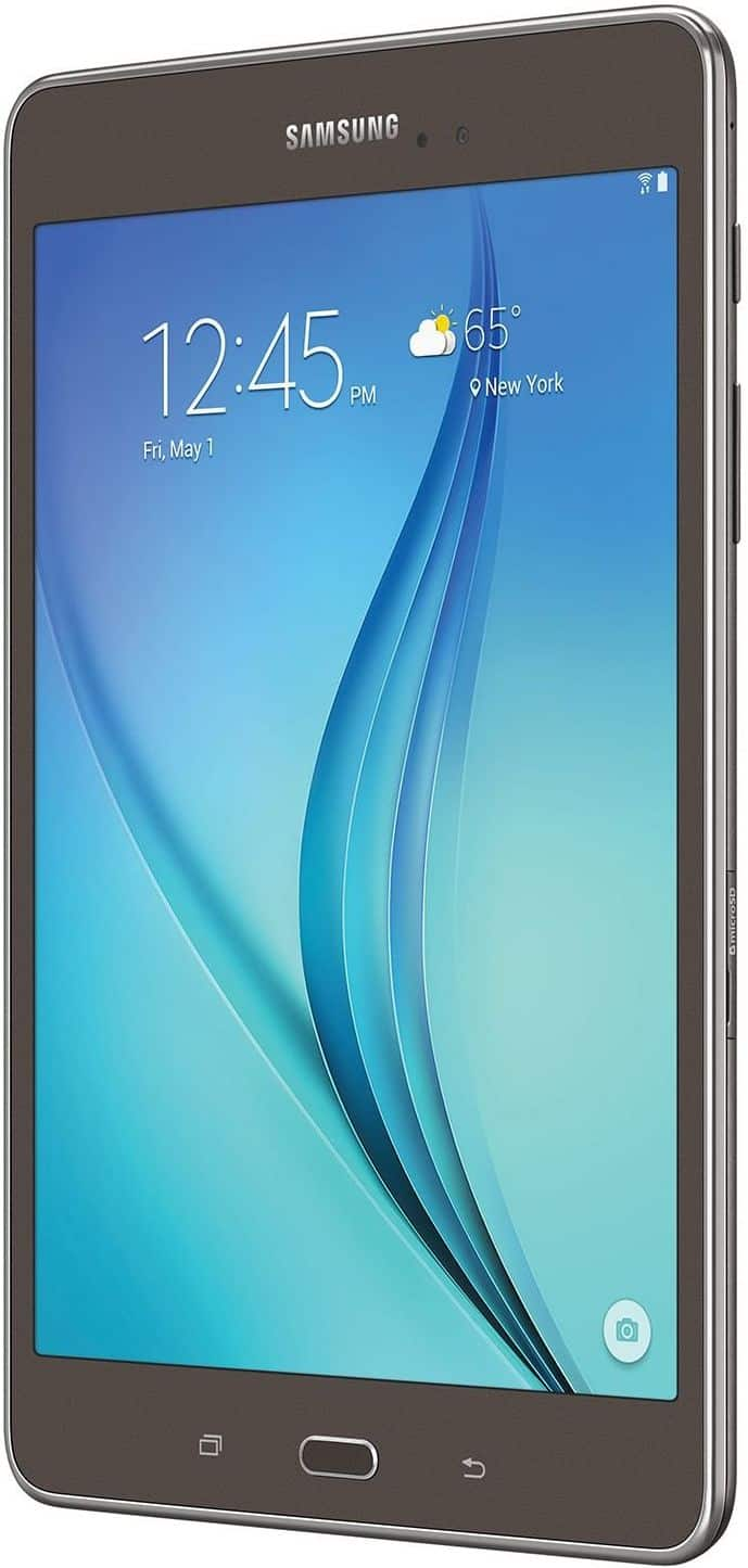 Samsung Galaxy Tab A 8.0 under $200 tablets
