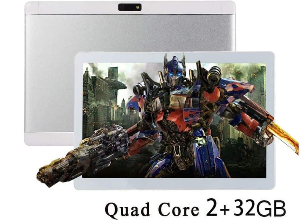 gaming tablet processor