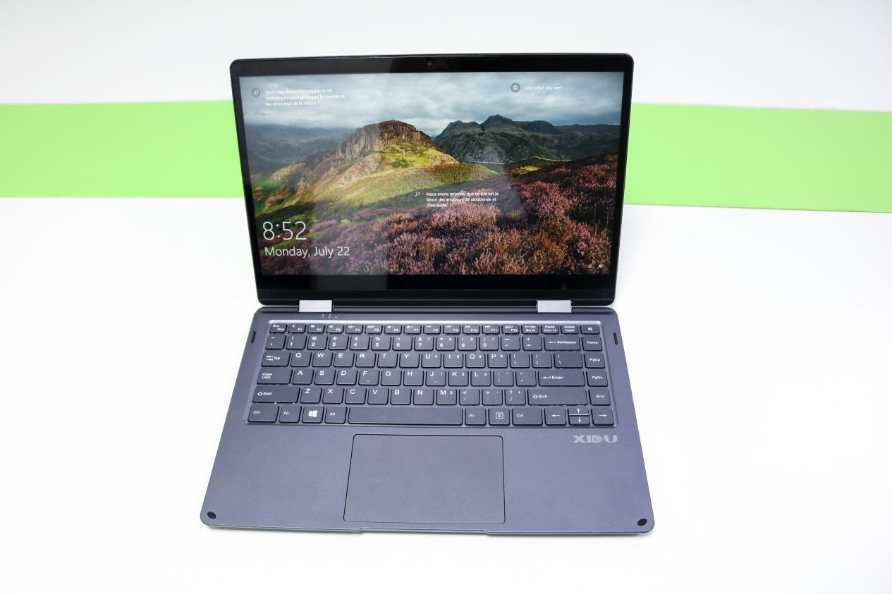 Laptops with high resolution