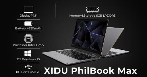 PhilBook Max Review