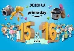XIDU laptops tablets Amazon prime day