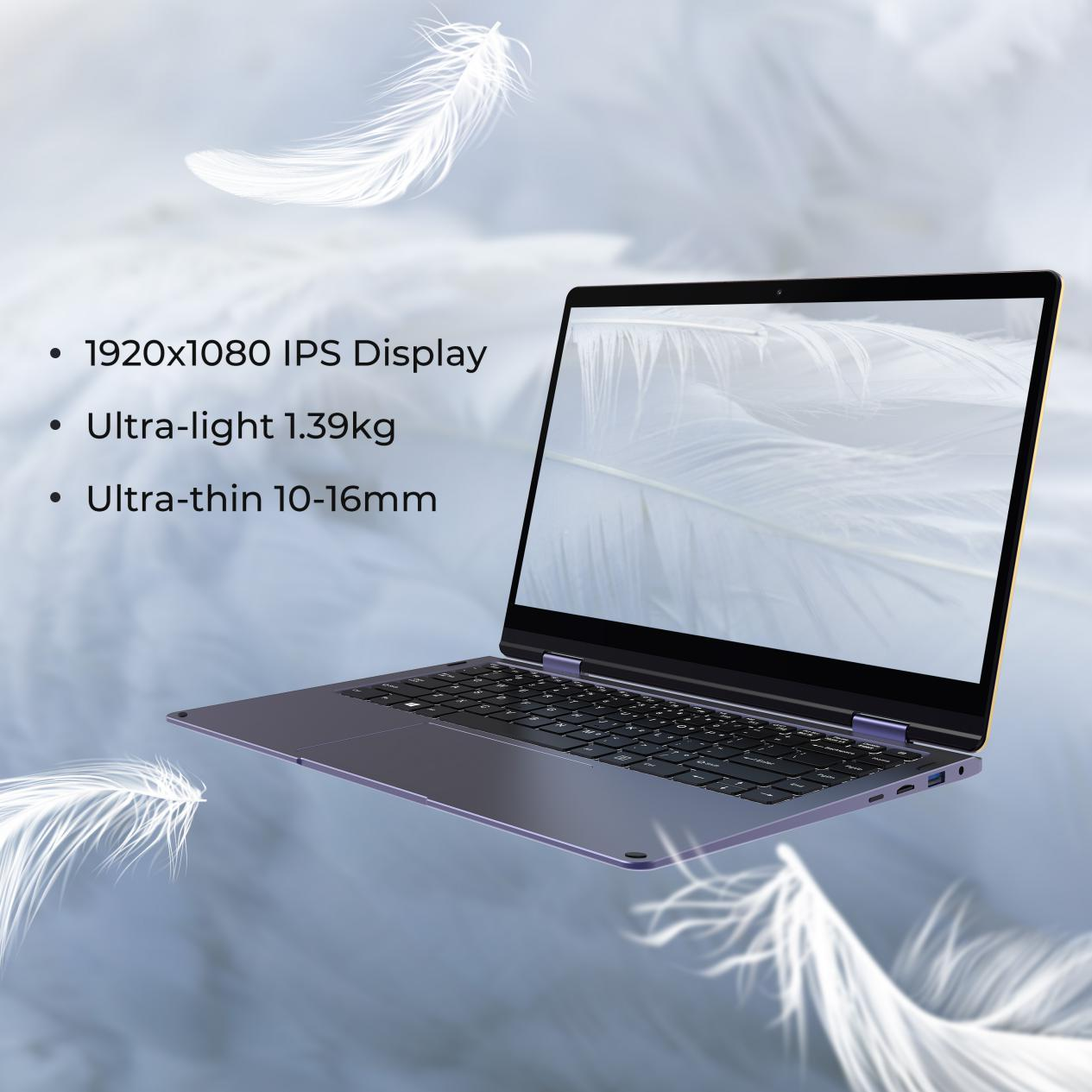 xidu philbook max display review